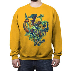 Crit Happens (1) - Crew Neck Sweatshirt - Crew Neck Sweatshirt - RIPT Apparel