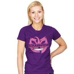 BUU-TANG CLAN - Womens - T-Shirts - RIPT Apparel