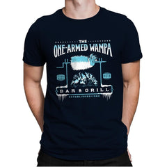 The One-Armed Wampa - Mens Premium - T-Shirts - RIPT Apparel