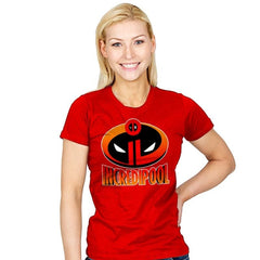 Incredipool - Womens - T-Shirts - RIPT Apparel