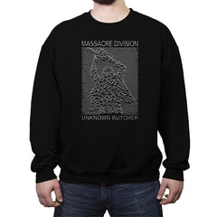 Massacre Division - Crew Neck Sweatshirt - Crew Neck Sweatshirt - RIPT Apparel
