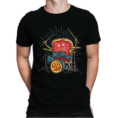 Let's Jam - Mens Premium - T-Shirts - RIPT Apparel