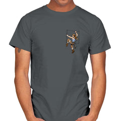 Pocket Raider Exclusive - Mens - T-Shirts - RIPT Apparel