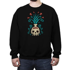 Agave - Crew Neck Sweatshirt - Crew Neck Sweatshirt - RIPT Apparel