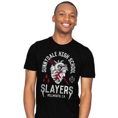 Sunnydale Slayers - Mens - T-Shirts - RIPT Apparel