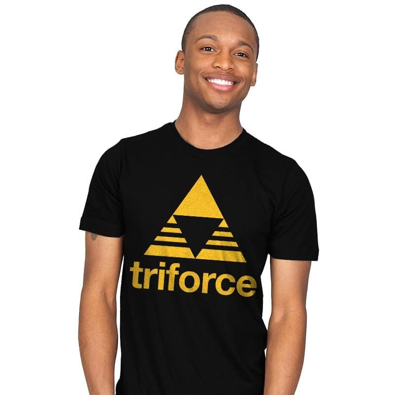 Stripe-Force Exclusive - Mens - T-Shirts - RIPT Apparel