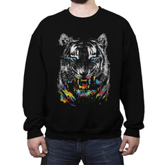 Taste The Rainbow - Crew Neck Sweatshirt - Crew Neck Sweatshirt - RIPT Apparel