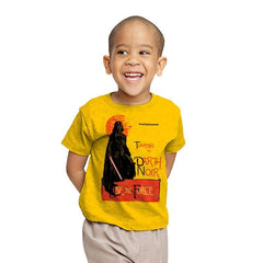 Darth Noir - Youth - T-Shirts - RIPT Apparel