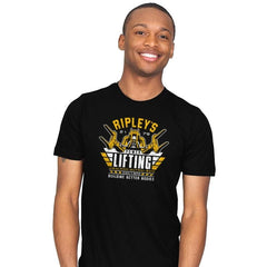 Building Better Bodies - Extraterrestrial Tees - Mens - T-Shirts - RIPT Apparel