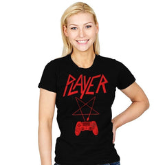 Player - Womens - T-Shirts - RIPT Apparel