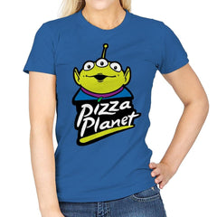 Za Planet - Womens - T-Shirts - RIPT Apparel