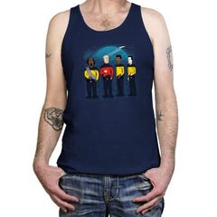 King of the Enterprise Exclusive - Tanktop - Tanktop - RIPT Apparel