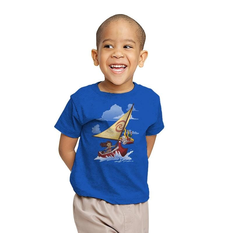 Water Waker - Youth - T-Shirts - RIPT Apparel