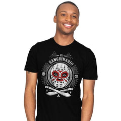 El Sanguinario - Mens - T-Shirts - RIPT Apparel