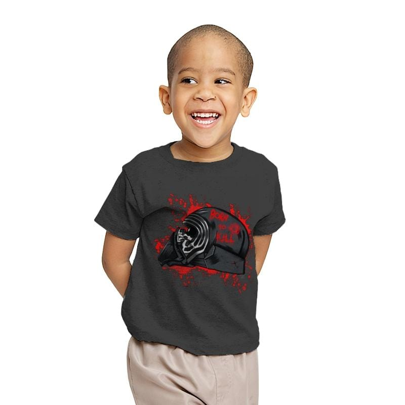Full Metal Sith - Youth - T-Shirts - RIPT Apparel