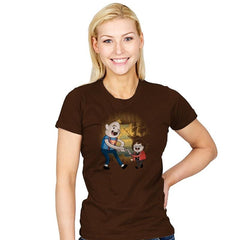 Goonie Time - Womens - T-Shirts - RIPT Apparel