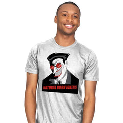 Natural Born Jokers - Mens - T-Shirts - RIPT Apparel