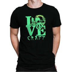 Cthulove Exclusive - Mens Premium - T-Shirts - RIPT Apparel