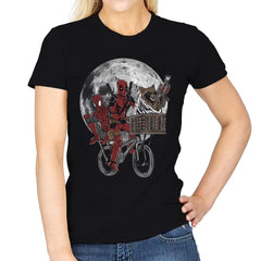 Chimichanga's Quest - Womens - T-Shirts - RIPT Apparel