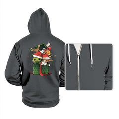 Christmas Pets - Hoodies - Hoodies - RIPT Apparel