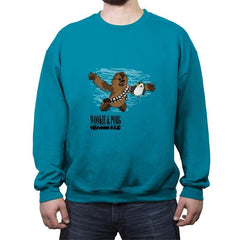 Neverporg - Crew Neck Sweatshirt - Crew Neck Sweatshirt - RIPT Apparel