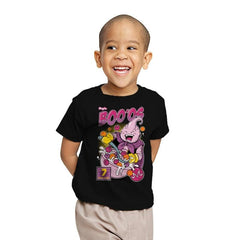 BOO'OS - Youth - T-Shirts - RIPT Apparel