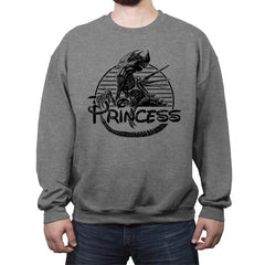 New Princess - Crew Neck Sweatshirt - Crew Neck Sweatshirt - RIPT Apparel