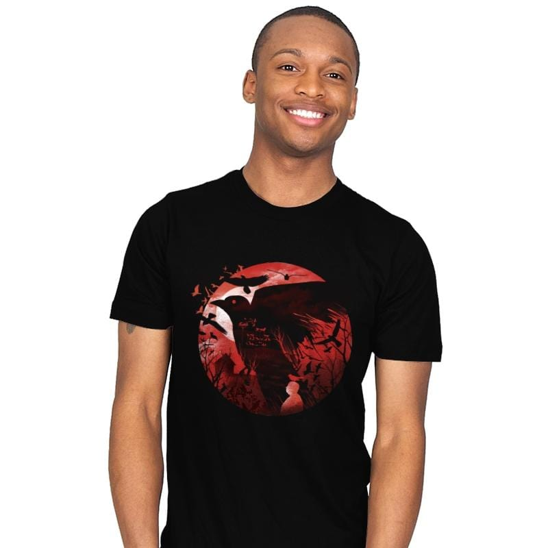 Black Birds - Mens - T-Shirts - RIPT Apparel