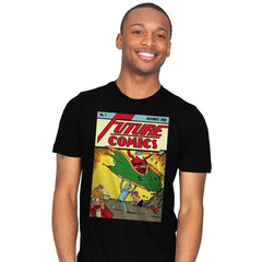 Future Comics 1 - Mens - T-Shirts - RIPT Apparel