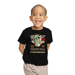Gizmo's Pizza - Youth - T-Shirts - RIPT Apparel