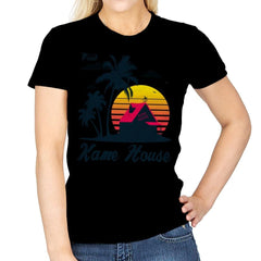 Visit Kame-House - Womens - T-Shirts - RIPT Apparel