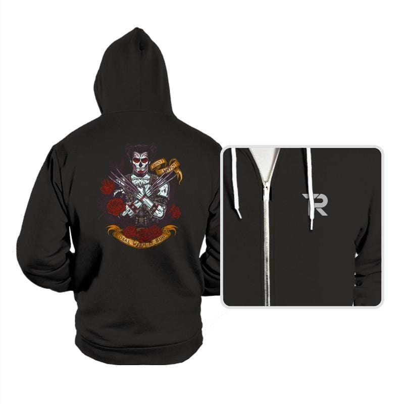 Day of the Dead Reprint - Hoodies - Hoodies - RIPT Apparel