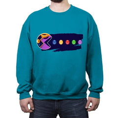 Titan-man - Crew Neck Sweatshirt - Crew Neck Sweatshirt - RIPT Apparel