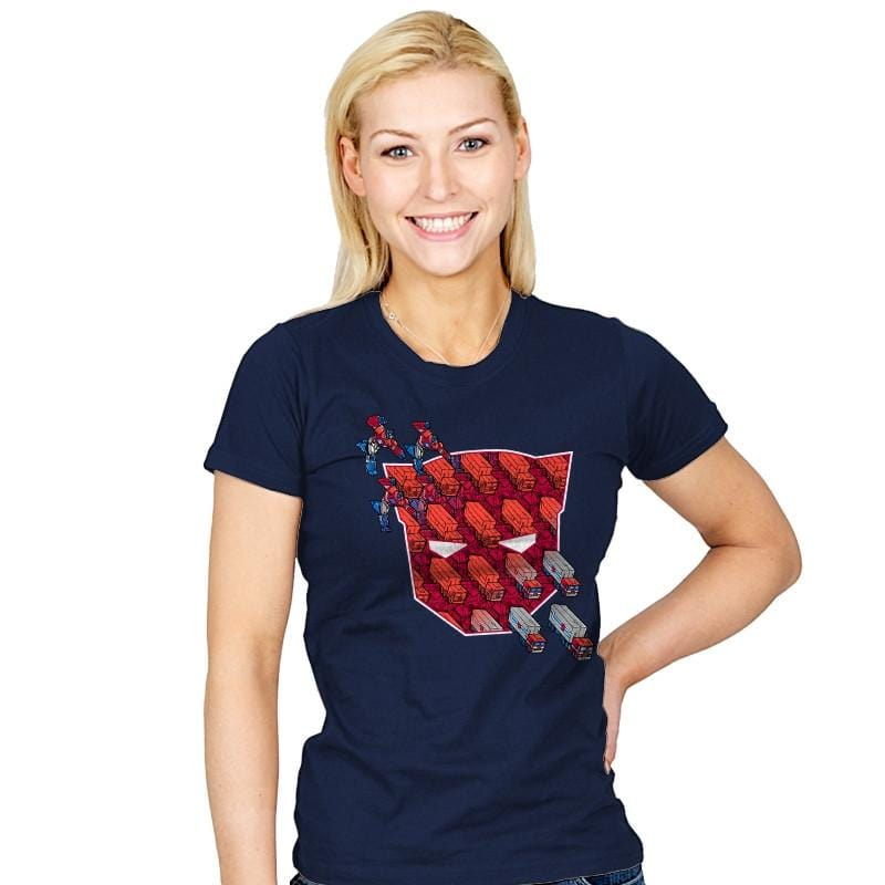 Tessellate, and Roll Out! - Womens - T-Shirts - RIPT Apparel
