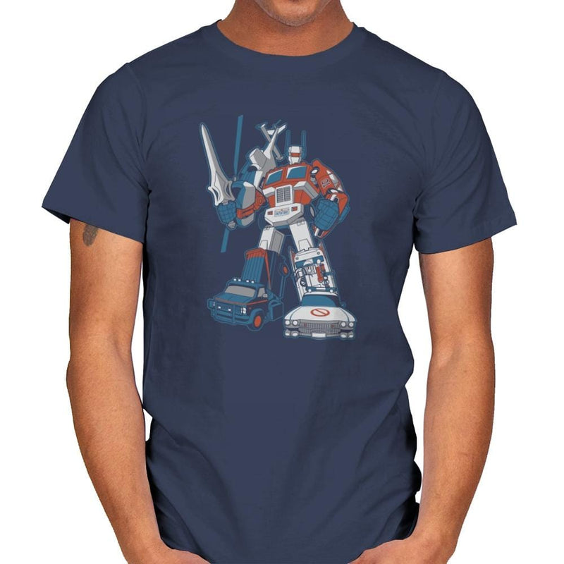 8Dtron Exclusive - Mens - T-Shirts - RIPT Apparel