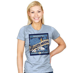 Bluth Moon - Womens - T-Shirts - RIPT Apparel