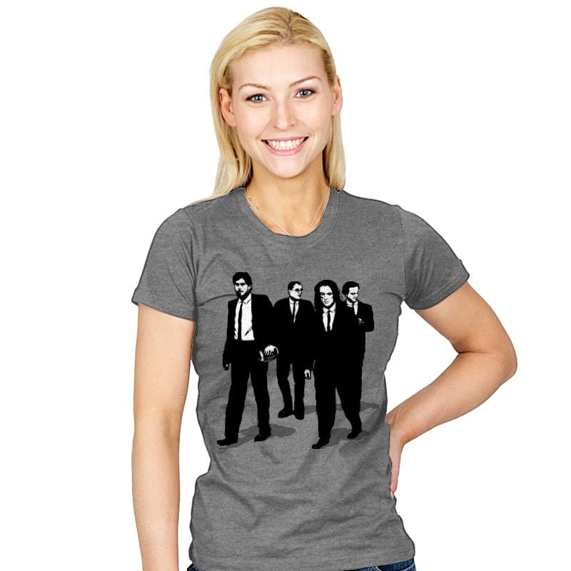 Reservoir Groomsmen - Womens - T-Shirts - RIPT Apparel