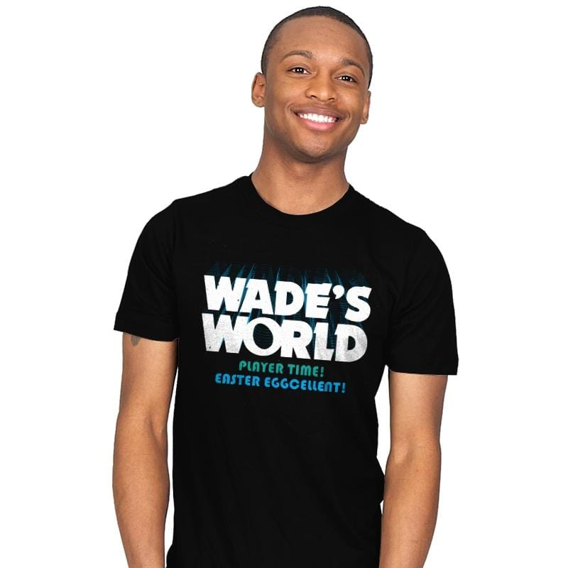 Wade's World - Mens - T-Shirts - RIPT Apparel