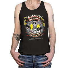 Punishing Adventures - Tanktop - Tanktop - RIPT Apparel