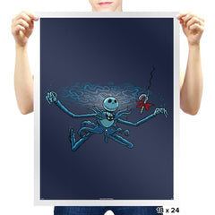 Nevermind Jack Exclusive - 90s Kid - Prints - Posters - RIPT Apparel