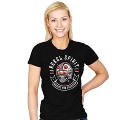Rebel Since 1977 - Womens - T-Shirts - RIPT Apparel
