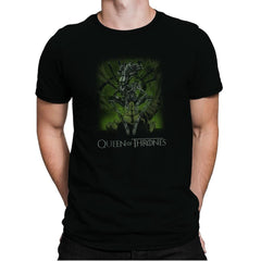 Queen of Thrones Exclusive - Mens Premium - T-Shirts - RIPT Apparel
