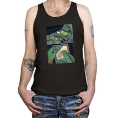 Longing For Pizza - Tanktop - Tanktop - RIPT Apparel