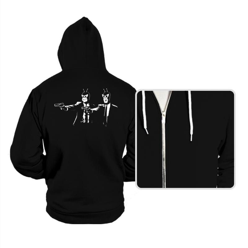 Hench Fiction - Hoodies - Hoodies - RIPT Apparel