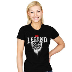 The Legend - Womens - T-Shirts - RIPT Apparel