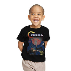 COBRA - Youth - T-Shirts - RIPT Apparel