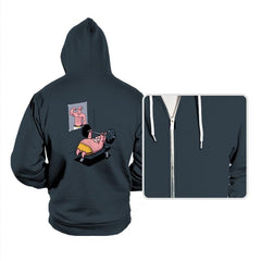 Push Your Limit - Hoodies - Hoodies - RIPT Apparel