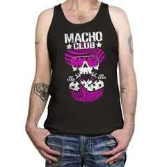MACHO CLUB - Tanktop - Tanktop - RIPT Apparel