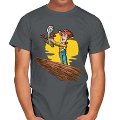 The Not a Toy King - Mens - T-Shirts - RIPT Apparel