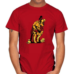 Goro The Thinker Exclusive - Mens - T-Shirts - RIPT Apparel
